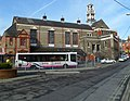 SE side of town hall and market, Maesteg - geograph.org.uk - 2699690.jpg