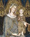 SIMONE MARTINI Maestà (detail) 1315.jpg