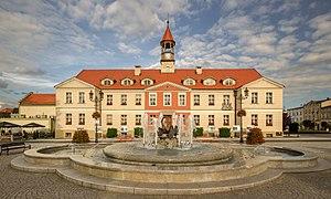 Kępno - Town hall