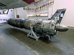 SNECMA Atar of a Mirage III RS pic1.JPG