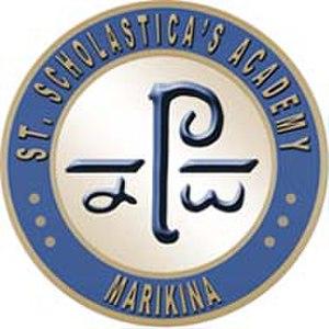 St. Scholastica's Academy of Marikina - SSAM official school logo