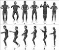 STS-57 crew member neutral body postures.png