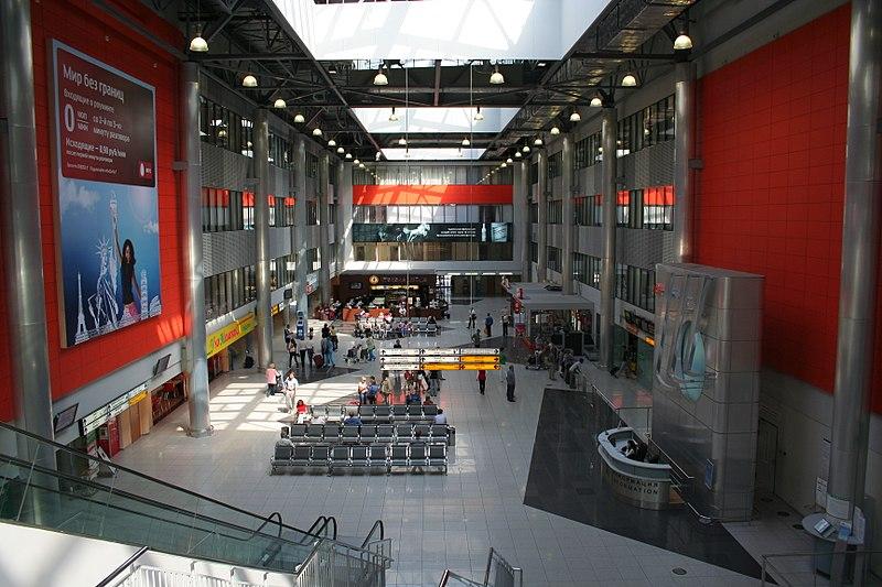 Terminal SVO-C