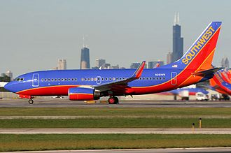 Midway International Airport - Southwest Airlines is the dominant carrier at Midway, operating more than 236 daily flights out of Midway.