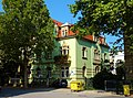 S R Straße Pirna 2018 Casa verde.jpg