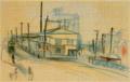 SaekiYūzō-1926-Ginza.png