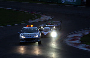 Endurance racing (motorsport) - Driving under safety car in 2007 Mil Milhas Brasil