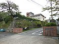 Saga Prefectural Kashima Business High School gate.JPG