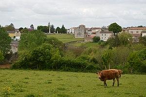 Saint-Christophe-sur-Roc - A general view of Saint-Christophe-sur-Roc