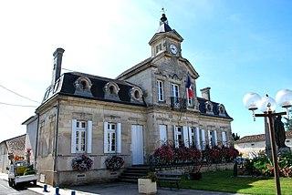 Saint-Denis-de-Pile Commune in Nouvelle-Aquitaine, France