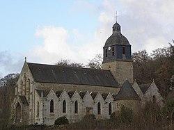 Saint-Germain-en-Coglès (35) Église.jpg