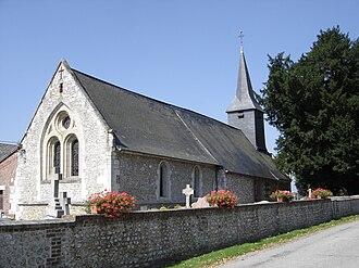 Saint-Mards-de-Blacarville - Image: Saint Mards De Blacarville