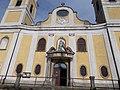 Saint Michael Church, mid, 2016 Dunakeszi.jpg