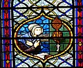 Saintes Saint Pierre - Fenster 3 Harpain.jpg