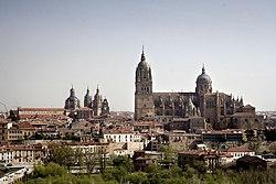 Salamanca wikipedia la enciclopedia libre for Codigo postal del barrio de salamanca en madrid