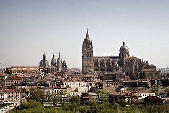 Salamanca - View of Salamanca