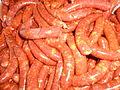 Salchicha de Zaratan blanca y roja.jpg