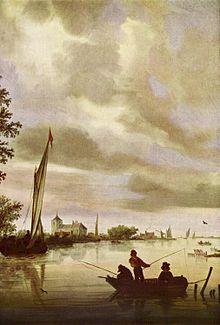 nederlandse landschapsschilders