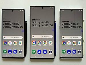 Samsung Galaxy Note series - Wikipedia