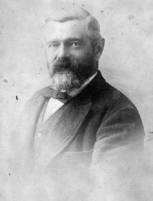 Samuel Brown (mayor) - Samuel Brown