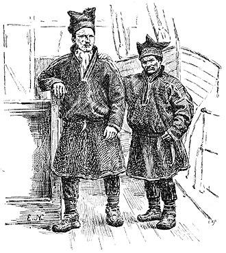 Samuel Balto - Samuel Balto with Ole Nilsen Ravna