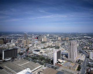 Greater San Antonio Metropolitan area in Texas, United States