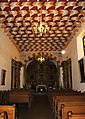 San Francisco, CA USA - Mission San Francisco de Asis (1776) - The interior of the Mission chapel - panoramio (2).jpg