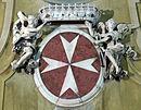 San Giovannino dei Cavalieri stemma Cavalieri di Malta