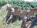 Sand pyramids (Foča) 06.jpg