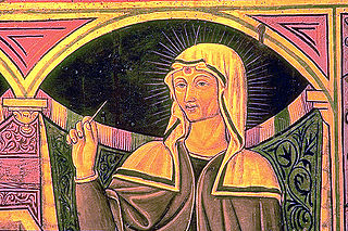 Rita of Cascia 15th-century Italian Augustinian nun and saint