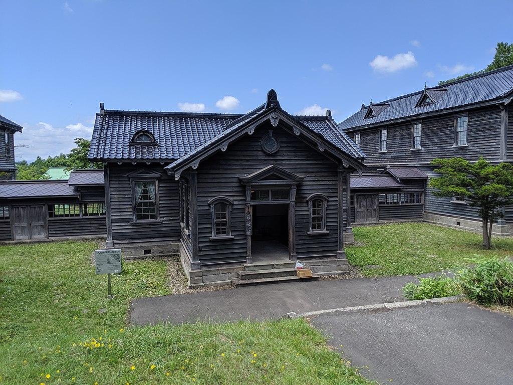 Sapporo Agricultural College keiteki-ryo