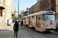 Sarajevo Tram-237 Line-2 2011-10-31.jpg