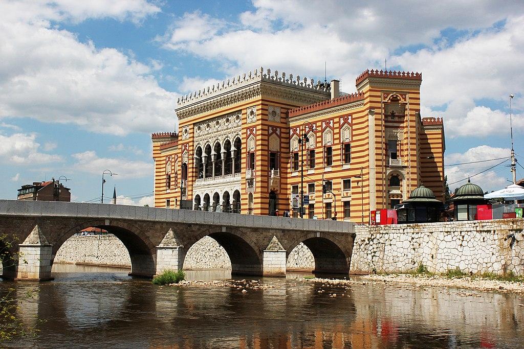 Sarajevo Vijecnica 2013