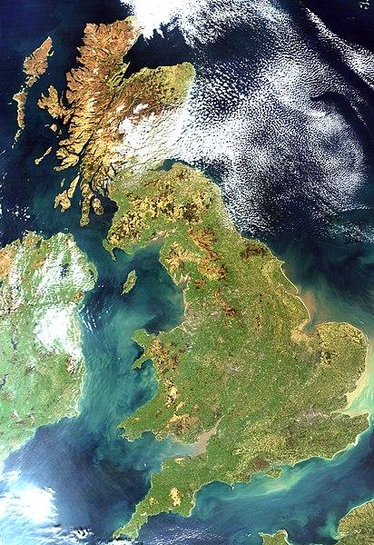 בריטניה, הממלכה המאוחדת