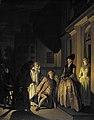 Scène uit 'Lubbert Lubbertse of de geadelde boer' door M. van Breda Rijksmuseum SK-A-2966.jpeg