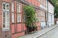 Schiefe Fachwerkhäuser in der Reitende-Diener-Straße in Lüneburg.jpg