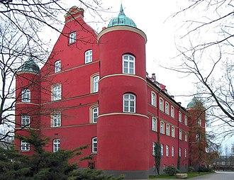 Carl Gustaf Wrangel - Image: Schloss Spyker