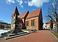 Schwaan, Markt, Kriegerdenkmal 1870-1871.jpg