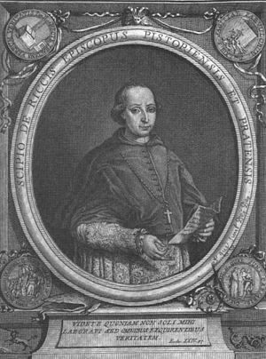 Scipione de' Ricci - Scipione de' Ricci.