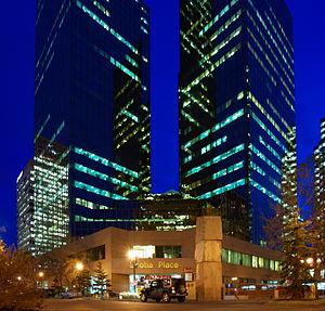 Scotia Place - Scotia Place complex