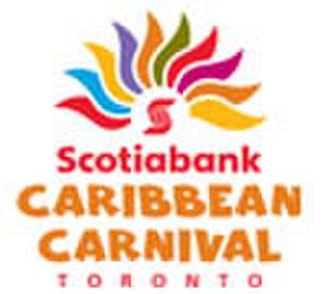 Caribana - Scotiabank Toronto Caribbean Carnival logo 2011-2015