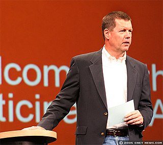 Scott McNealy American businessman and tech entrepreneur