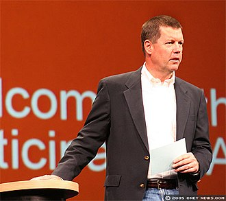 Scott McNealy - McNealy in 2005