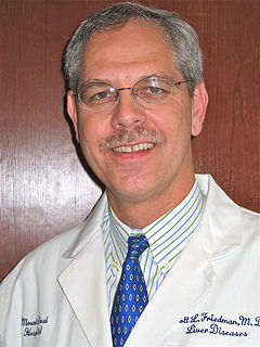 Scott L. Friedman American physician