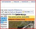 Screenshot Zyklon Nargis mit Firefox 2.0.0.14.JPG