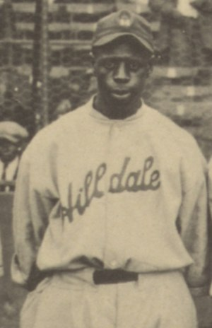 Scrip Lee - Lee at the 1924 Colored World Series