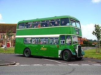 Bristol Omnibus Company - Preserved Bristol KSW6B in May 2011