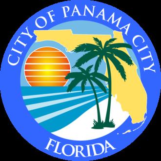 Panama City, Florida - Image: Seal of Panama City, Florida