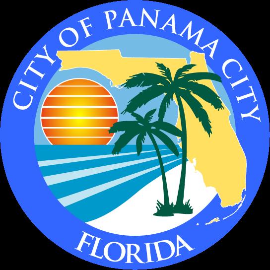 Official seal of Panama City, Florida