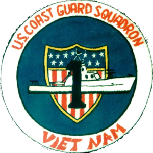 Coast Guard Squadron One - Coast Guard Squadron One patch